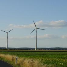 SL Windpark Alpen-Veen