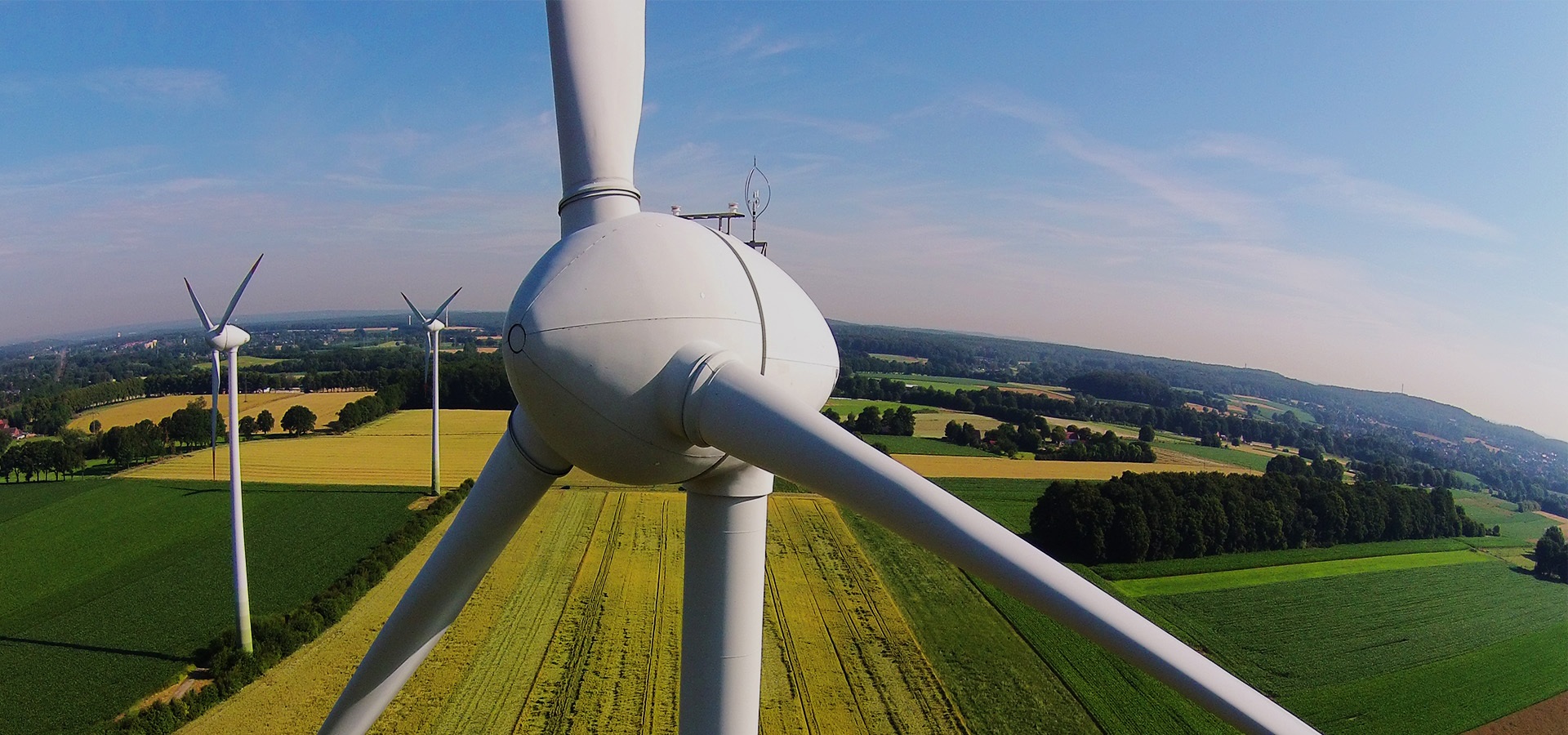 SL Windpark krisensichere Anlage
