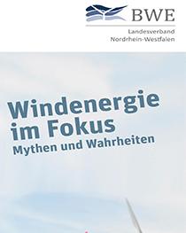 BWE Broschüre Windenergie im Fokus