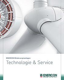 Enercon Windenergieanlagen Technologie und Service